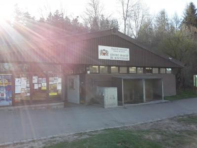 Centre sportif de Mauvernay Lausanne